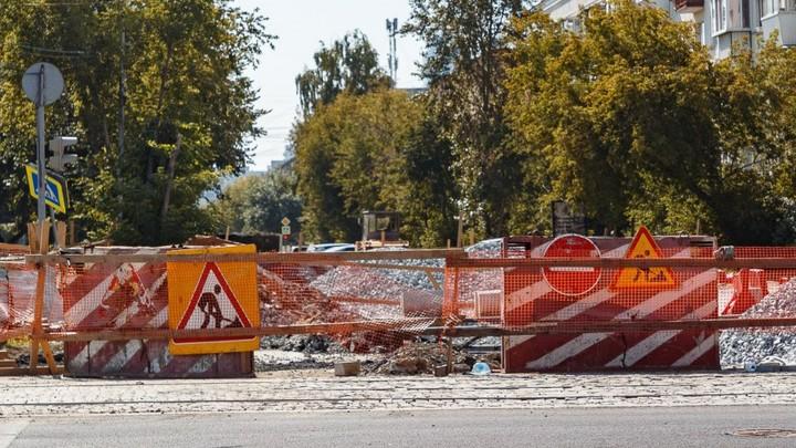 В Екатеринбурге на полтора месяца закроют улицу Красноуральскую