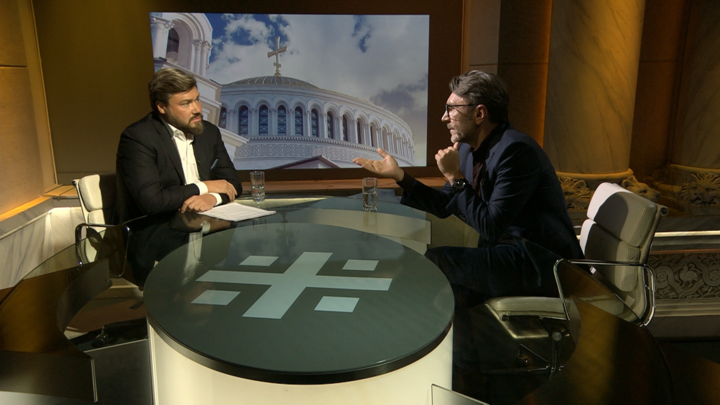 Шнур извинился перед верующими в эфире телеканала ЦГ