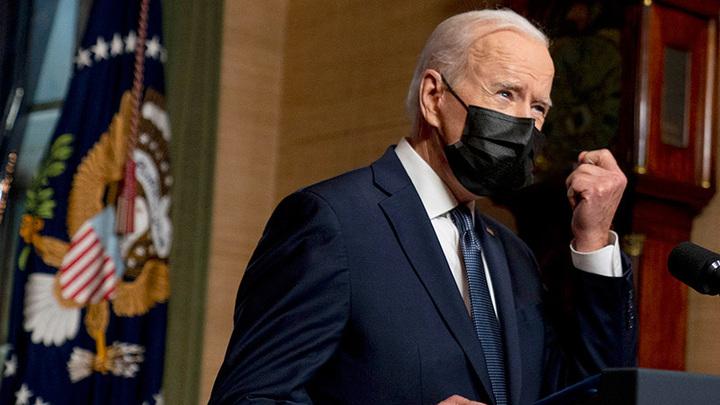Байден опять нападает. Санкции США – страшные и бессильные