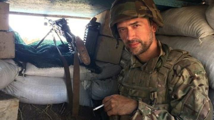 Навоевался: Актёр Пашинин бросил укронацистов в Донбассе ради съёмок в кино
