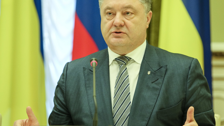 Петр Порошенко рассказал обожиданиях отвстречи Владимира Путина иТрампа