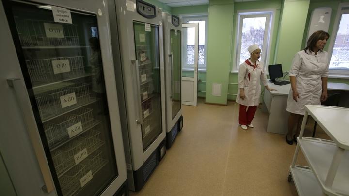 Минздрав: В результате шторма в Москве погиб человек