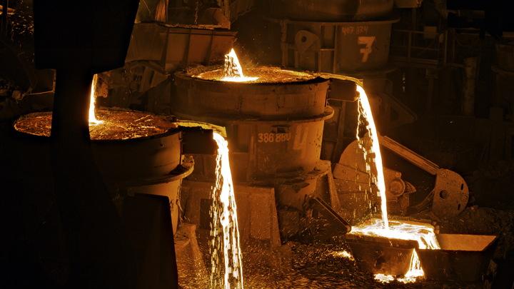 На Серовском заводе ферросплавов останавливают печи