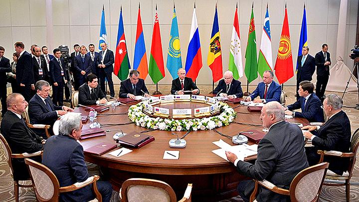 Россия - центр Евразии. Арабы теперь тоже в курсе