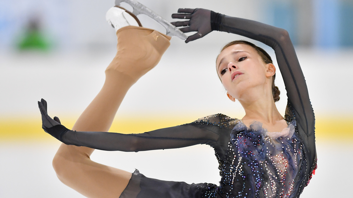 Повторить такое смогут лет через 100: Четвёрные прыжки русской фигуристки взорвали Гран-при в США
