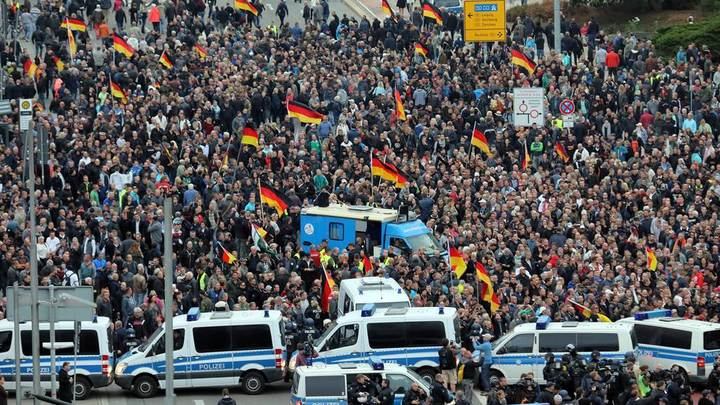 В Баварии появились гражданские патрули для защиты от «просителей убежища»