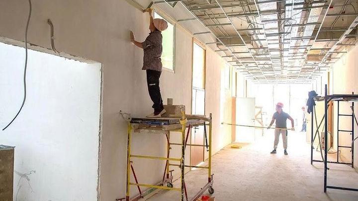 В Подольске заканчивается строительство двух новых школ