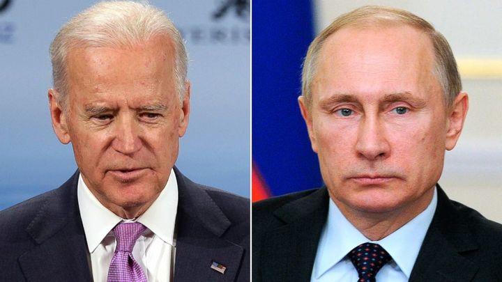 Путин и Байден завтра обсудят ситуацию в Нагорном Карабахе