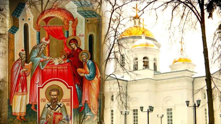 Обрезание Господне и память святителя Василия Великого. Церковный календарь на 14 января