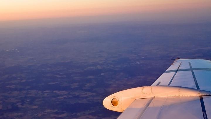 Подал сигнал SOS: самолет Сергея Галицкого совершил экстренную посадку