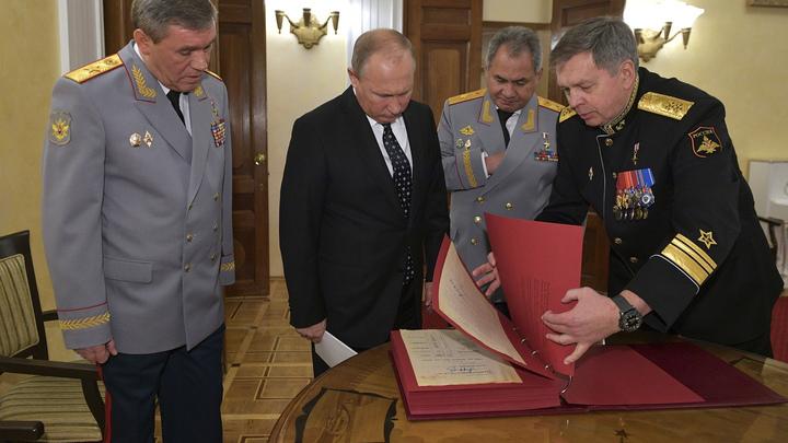 Баранец о новом главе военной разведки России: «У руля не встанет варяг откуда-то со стороны»
