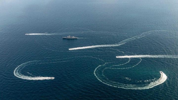Украинские корабли могут быть уничтожены за секунду, заявили в Крыму