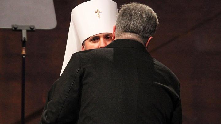Провокаторы, монтаж,не доверять: пранкеры добрались до Епифания - лидера украинских раскольников