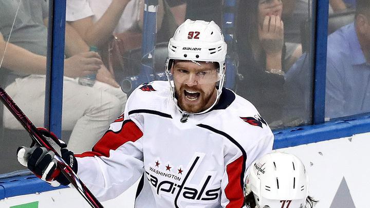 Кузнецов не поможет Овечкину сделать Вашингтон чемпионом НХЛ