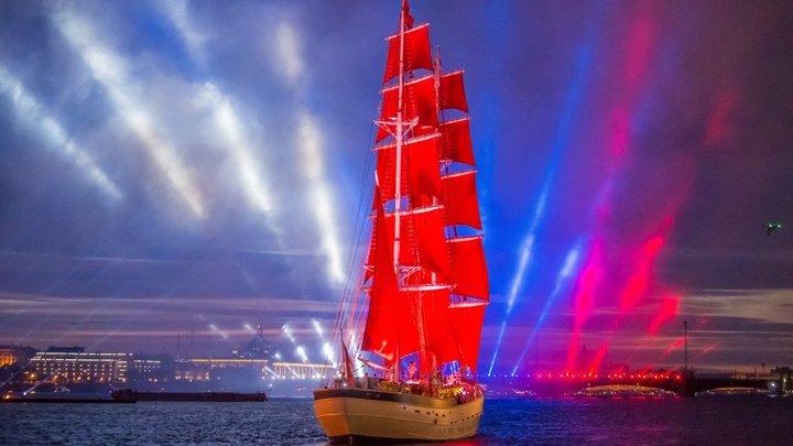 Петербургский праздник «Алые паруса – 2020» взял сразу пять призов международной премии