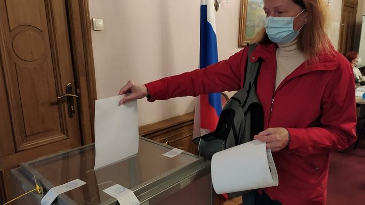 В Свердловской области стали известны результаты голосования в Государственную Думу