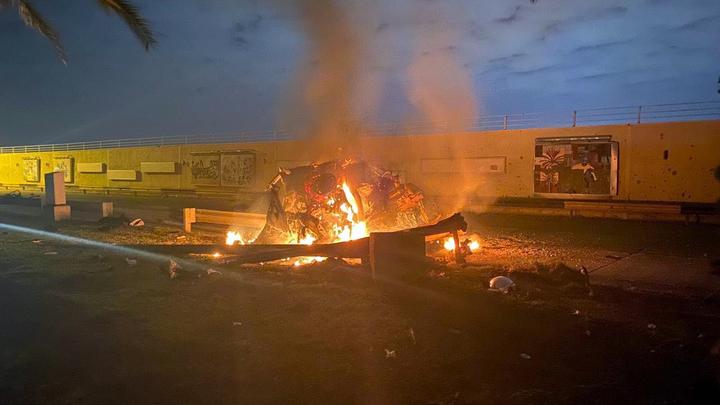Шесть человек погибли, трое ранены: Американцы нанесли еще один направленный удар в Багдаде - As Sumaria