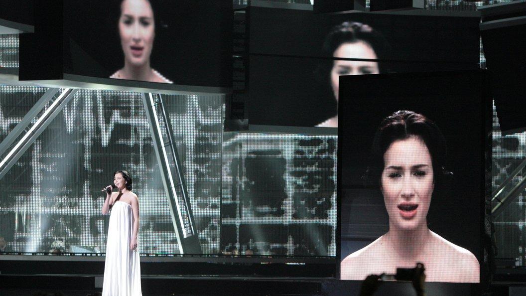Эстрадная певица Приходько предложила особым образом представлять артистов, гастролирующих в Российской Федерации