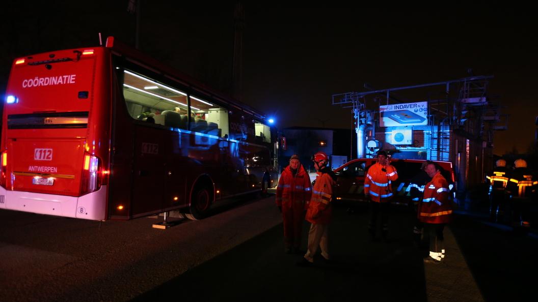 Бельгийская милиция сказала о пострадавших при взрыве вАнтверпене