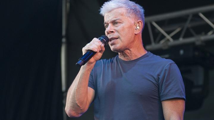 Газманов спел про Крымский мост на фестивале в Сочи