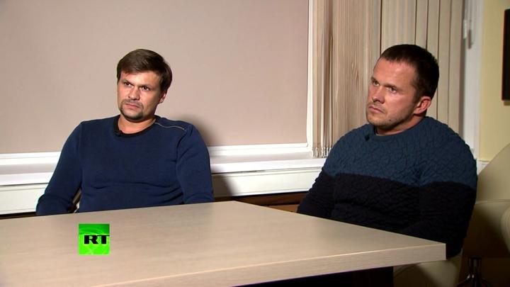 «Удивительно и невероятно»: ИноСМИ в своем анализе Петрова и Боширова скатились до гей-пропаганды