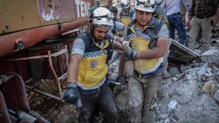 Спелись с боевиками: Белые каски готовят провокации против России в Сирии - Минобороны