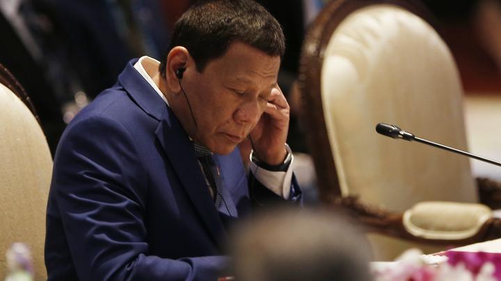 Президент Филиппин вызвался на эксперимент с русской вакциной: Я буду первым