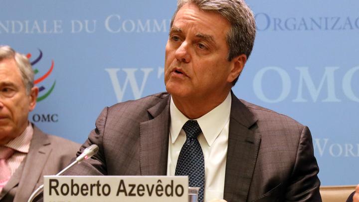 В отставку досрочно: Гендиректор ВТО в разгар пандемии оставляет пост