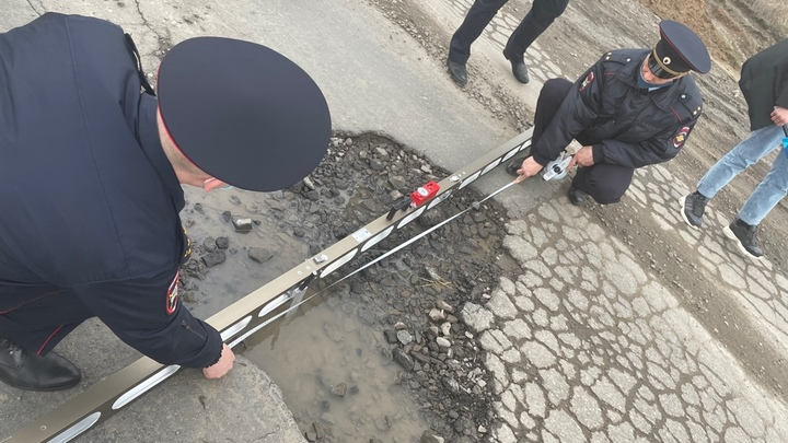 В ГИБДД назвали самые убитые дороги Ростова: Неприятный сюрприз для мэрии