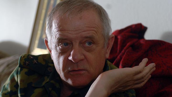 Покушавшийся на Чубайса Квачков вышел из колонии в парадной форме
