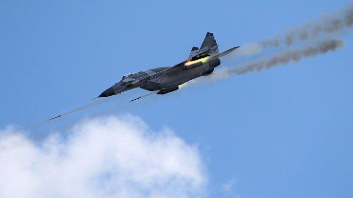 В Польше разбился МиГ-29 - военный пилот выжил