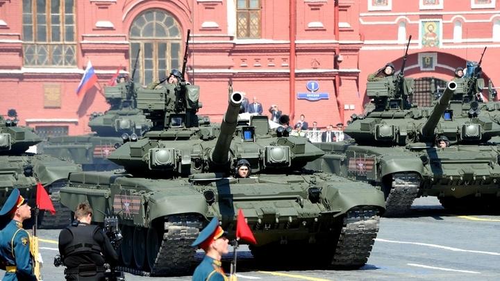 Секретное оружие Арматы способно сделать русский танк невидимкой -National Interest