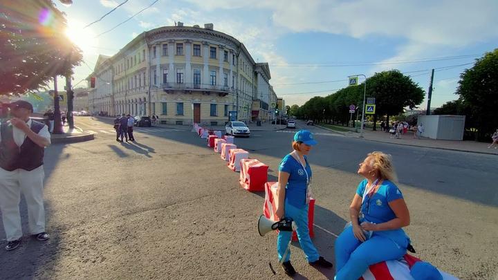 Петербург приближается к пиковым показателям по госпитализации с COVID-19: 800 человек за сутки