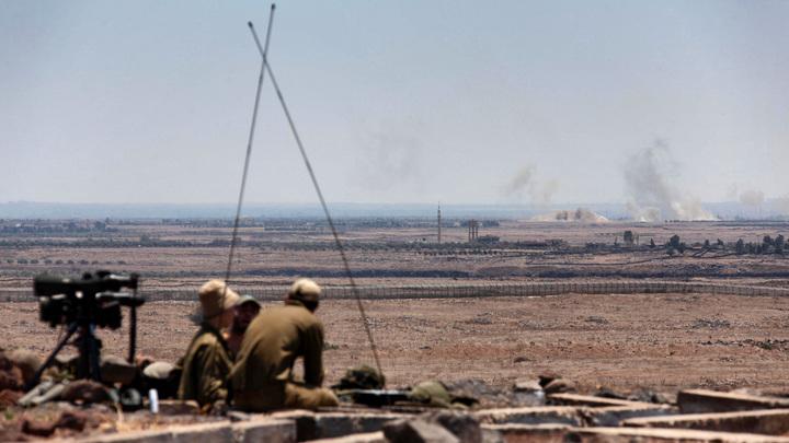 Израильские ВВС попытались по-новому атаковать Дамаск, но неудачно