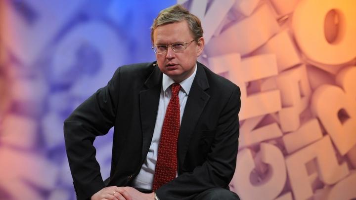 Хоть проценты вернули: Делягин напомнил, как либералы мстили за возвращение Крыма
