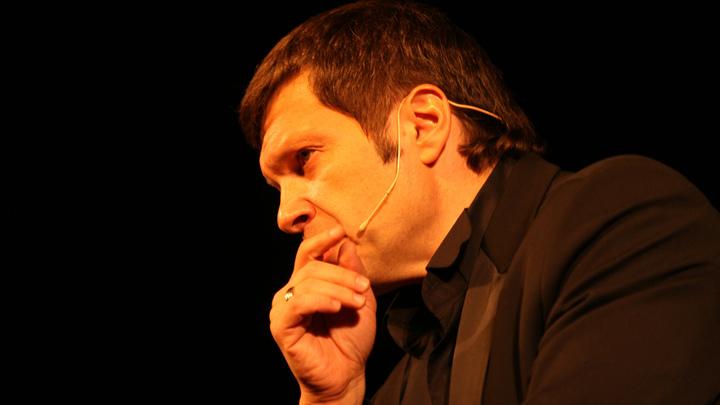 Соловьёв, говоря о скандале с Ольгой Скабеевой, оценил накал и суть происходящего в студии