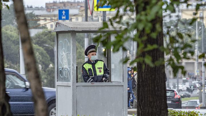 Представляют опасность!: в Челябинске снесут старые посты ДПС