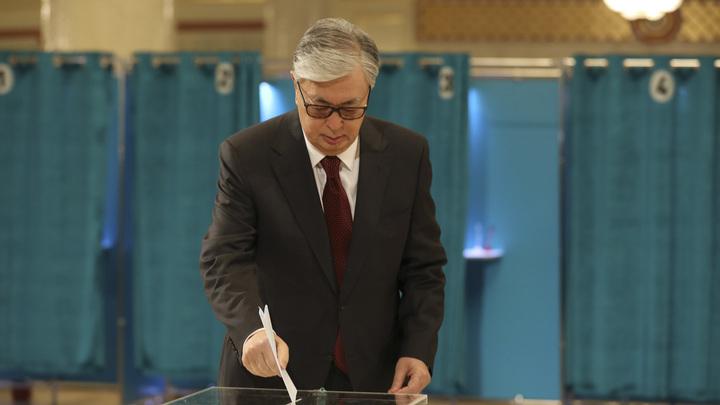 Токаев побеждает на выборах президента Казахстана с 70,76% голосов - ЦИК