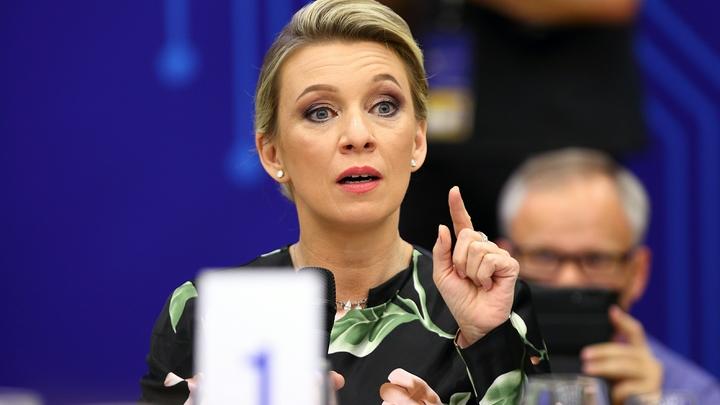 Захарова объяснила, почему иноагентам бесполезно ставить ультиматум Путину