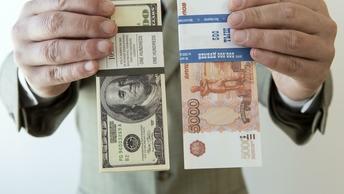 Курс доллара впервые с 12 февраля показал рекордное значение
