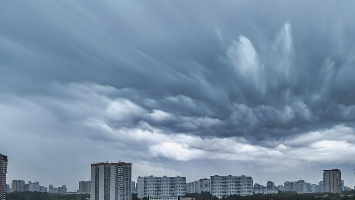 Россию накроют град и аномальная жара
