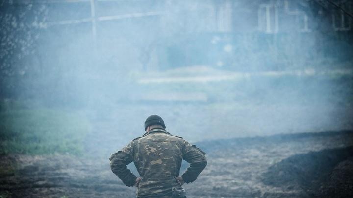 В Донецке попытались разоружить отряд Прилепина