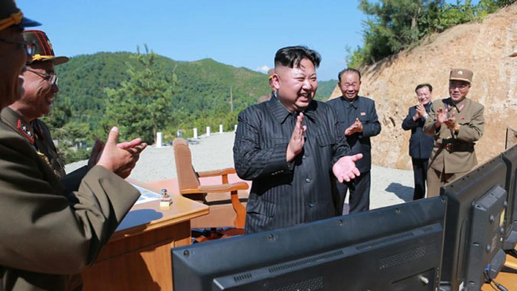 Америка просит Британию помочь в поиске военных объектов КНДР