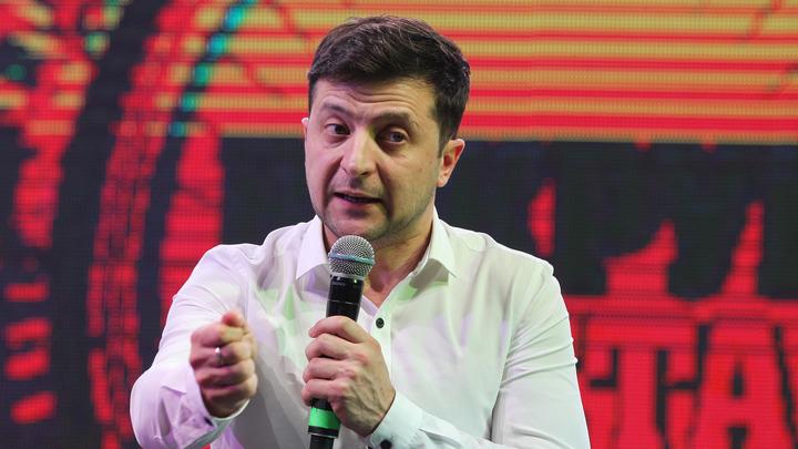 Против Зеленского возбудили уголовное дело за использование в фильме русского языка