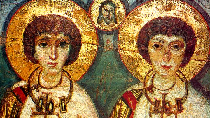 Мученики Сергий и Вакх Римляне. Церковный календарь на 20 октября