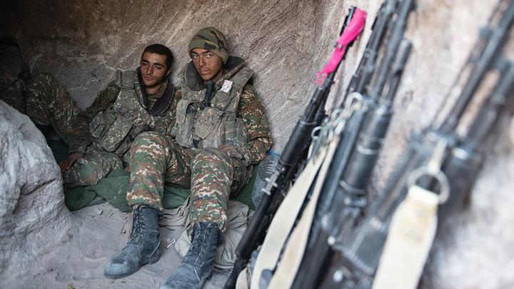 В условиях войны в Ереване плетут интриги разные кланы?