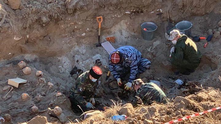 СКР возбудил дело о геноциде по фактам злодеяний нацистов в Ростовской области