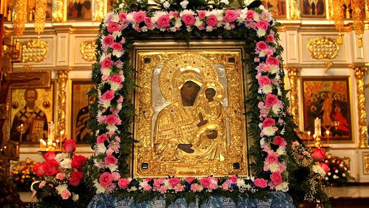 Победительница эпидемий. Шуйская-Смоленская икона Божией Матери. Церковный календарь на 15 ноября
