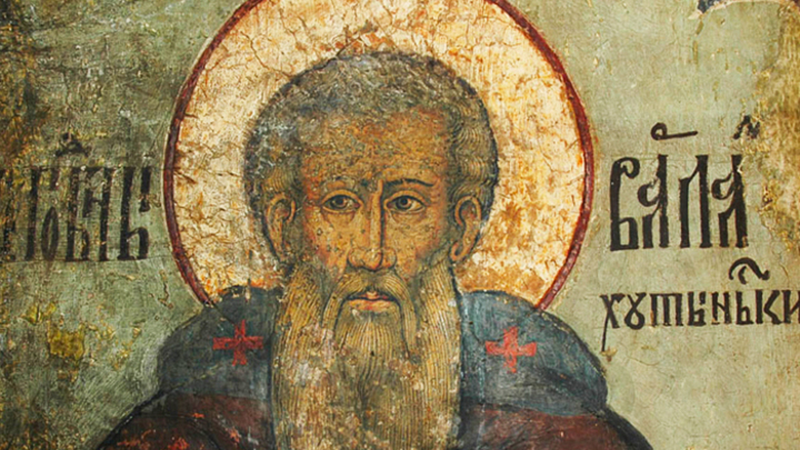 Новгородский чудотворец. Преподобный Варлаам Хутынский. Церковный календарь на 19 ноября