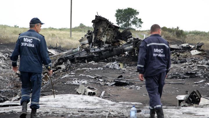 Австралия и Нидерланды верятв нужнуюверсию крушения боинга над Донбассом